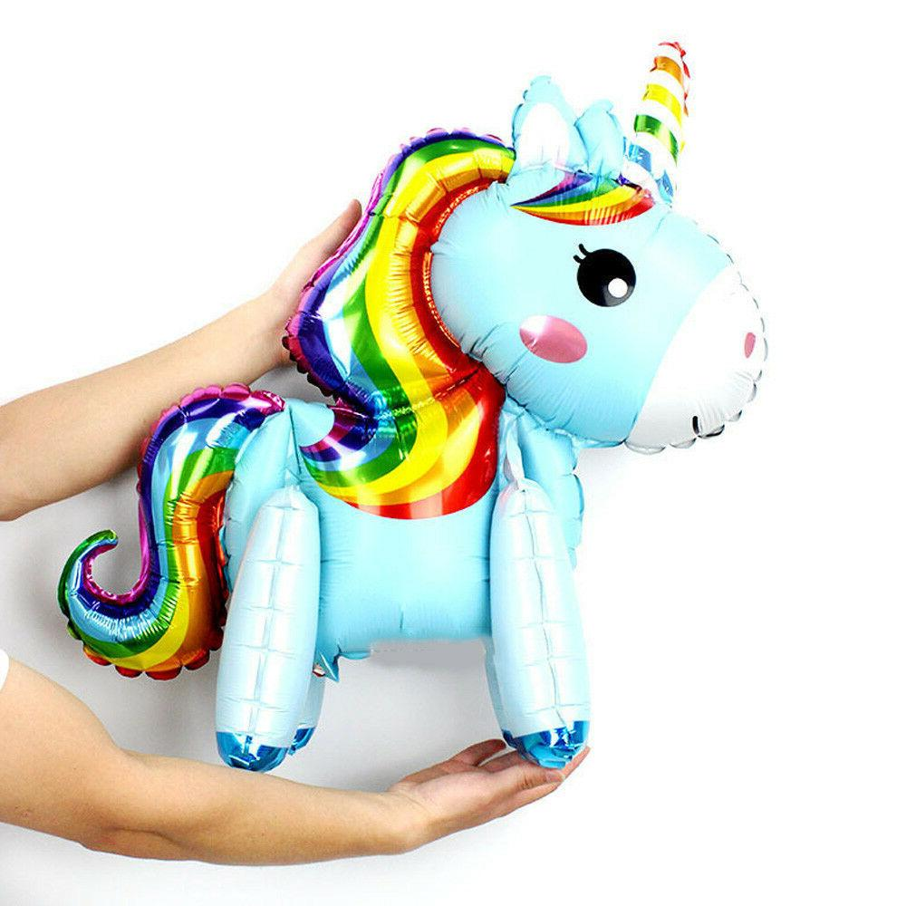 1Pc Magical Unicorn Fairytale Balloons