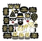 26PCS 21st 30th 40th 50th 60th Birthday Party Masks Favor Ph