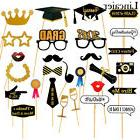 28pcs 2018 Graduation Party Decorations Photo Booth Props Mu
