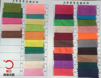 3*3M silk rainbow color wedding drapery