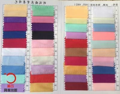 3*3M silk rainbow color wedding drapery event decor