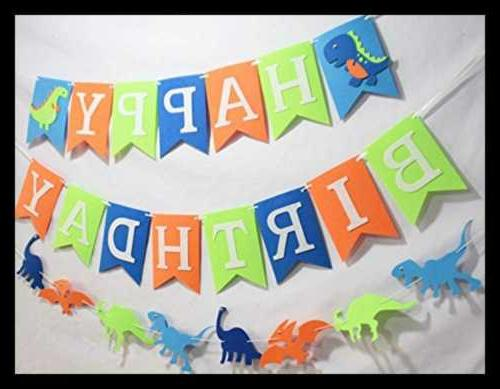 3 Birthday Banner For Party Col