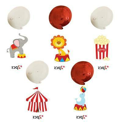30Ct Decorations Supplies Fan