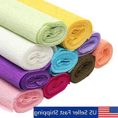 820ft crepe paper wedding birthday party supplies