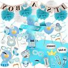 Baby Shower Decorations for Boy Its A Boy Banner, Sash, Tabl