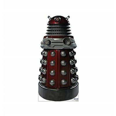 Red Dalek - BBC's Doctor Who - Advanced Graphics Life Size C