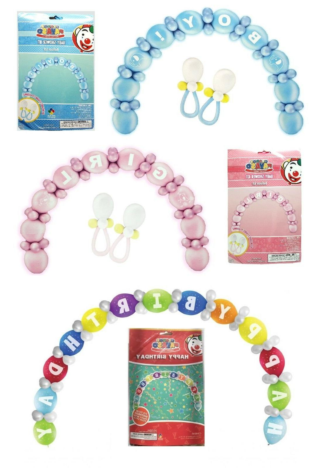 Balloon Arch DIY Party Decoration Kit  - Helium Quality