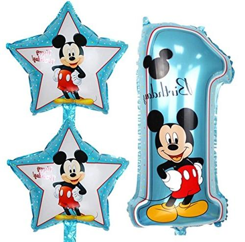 BeHappy Birthday Mouse Decorations for Birthday