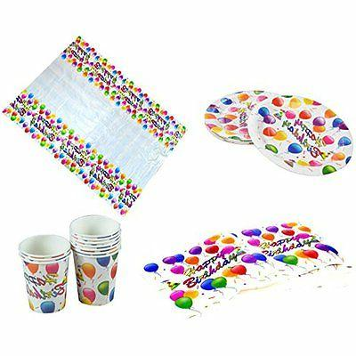 Birthday Party Supplies Decorations Kid