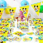 90 PCS  Birthday Wedding Party Decor & Supplies Sets For Dis