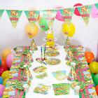 90 PCS Birthday Wedding Party Decor & Supplies Sets For The