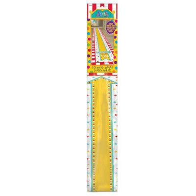 carnival party fabric floor runner birthday supplies