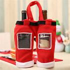 christmas wine bottle cover party products gifts