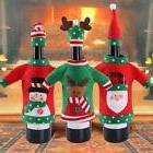 Christmas Wine Bottle Cover Party Products Gifts Xmas Home P