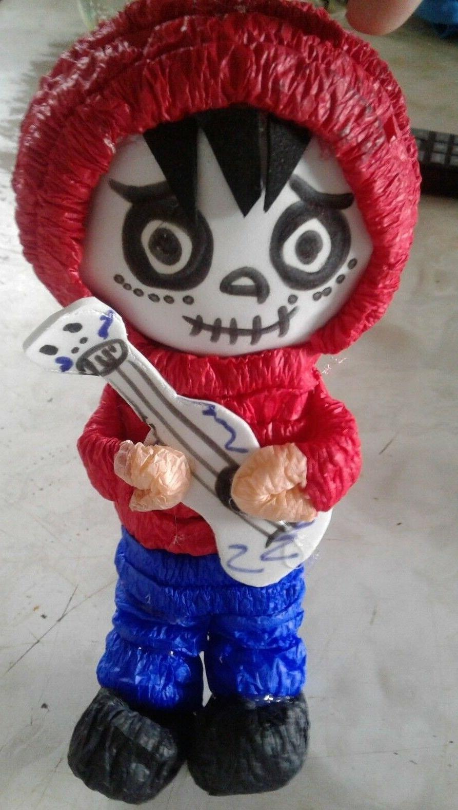 Coco Miguel character Mini Pinata Decoration Birthday Party