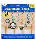Congrats Grad Swirl Decorations American Greetings Hanging P