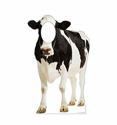 cow stand in life size cardboard cutout