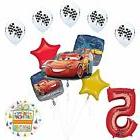 Disney Cars 3 Lighting McQueen 5th Birthday Party Supplies
