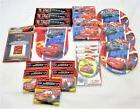 Disney Cars Party Pack for 30 Children - Complete Tableware