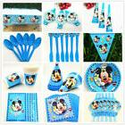 Disney Mickey Mouse Party Decorations Kids Birthday Party Su