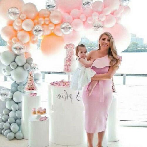 DIY Balloon Kit Column Water Stand Wedding Party