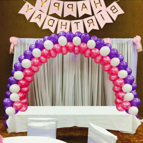 DIY Balloon Frame Kit Base Stand Wedding Party Decor