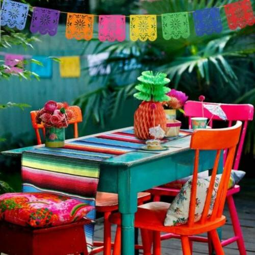 Fiesta Serape Table Party Bundle Mexican