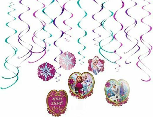 American Greetings Party Decorations 12ct