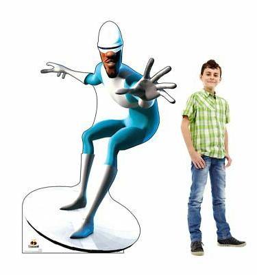 Advanced Cardboard Cutout Incredibles 2