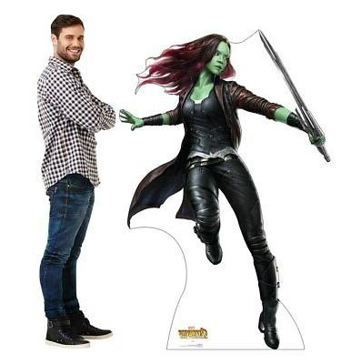 Gamora Lifesize Decoration Decor