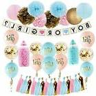 Gender Categories Reveal Party Supplies - Decorations Boy Gi
