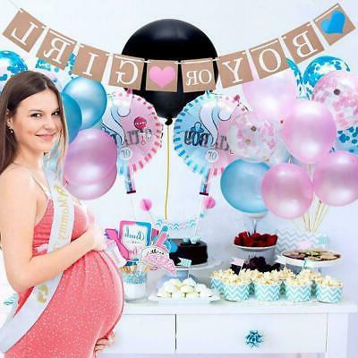 Gender Baby Shower Boy or Girl Kit PIECES