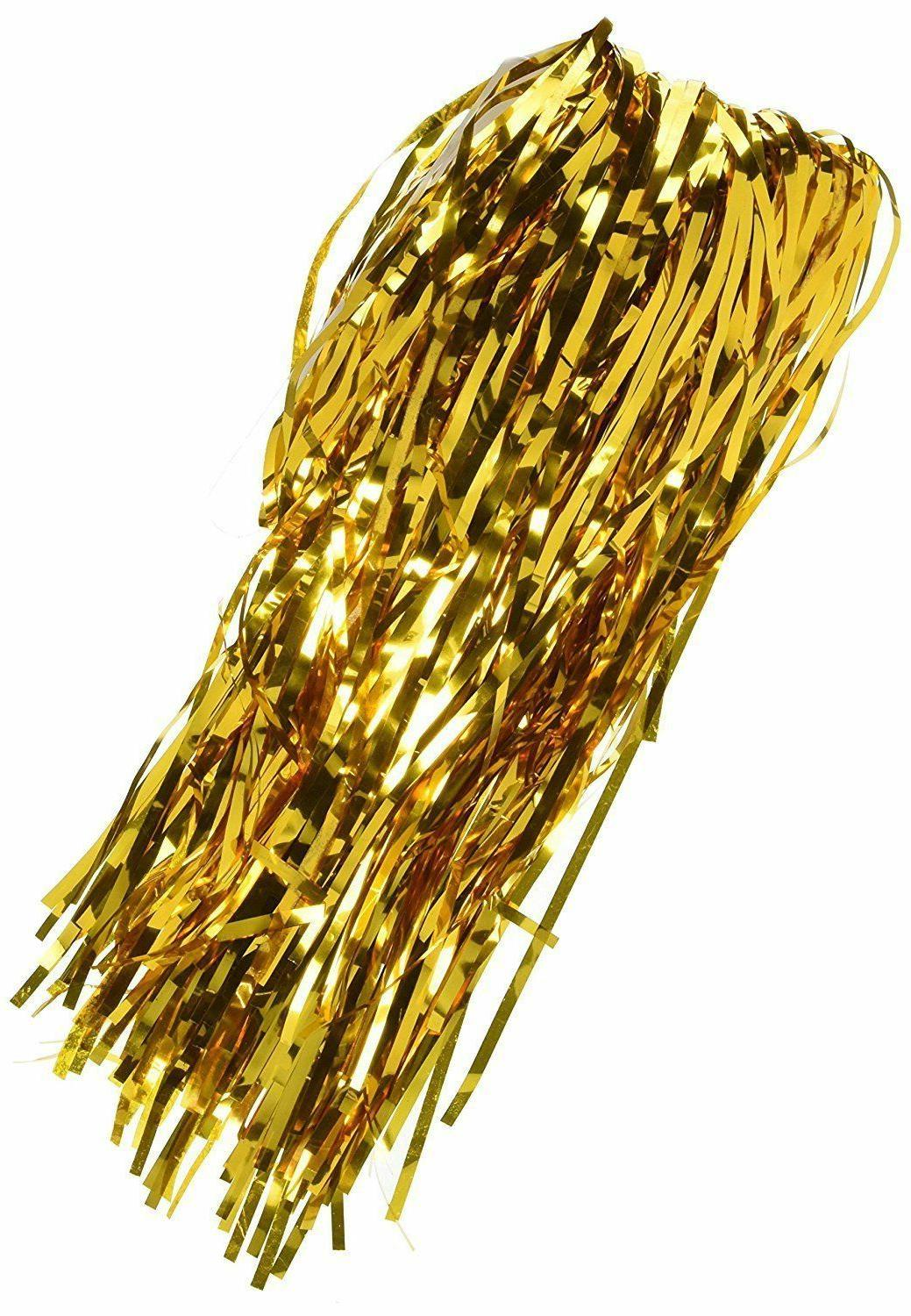 Gold Curtains Party Supplies Baby Shower Decorations 8