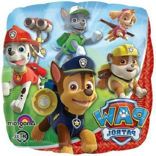 hx paw patrol packaged party