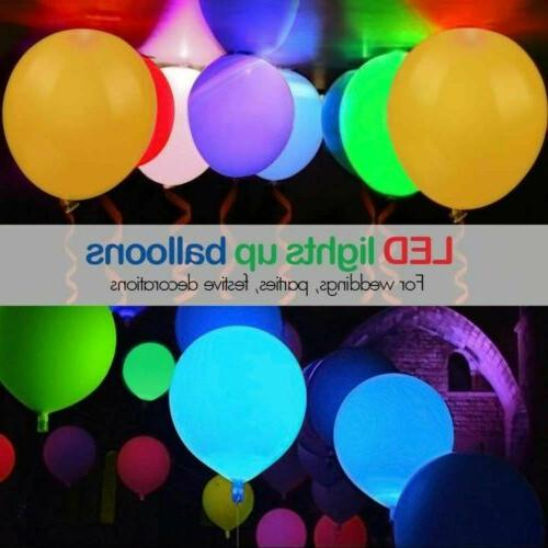 LED Light Decoration Wedding Kids Birthday US