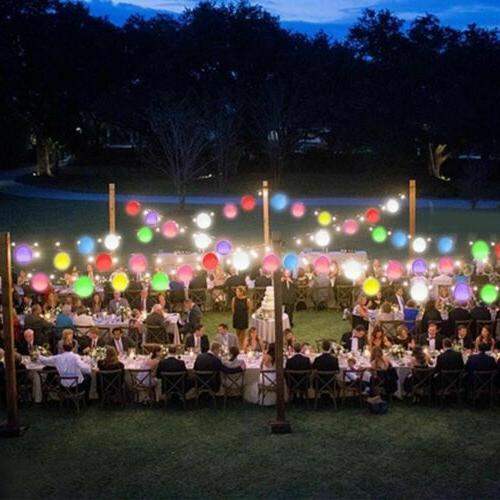 LED Balloons Light PERFECT Decoration Wedding Kids US
