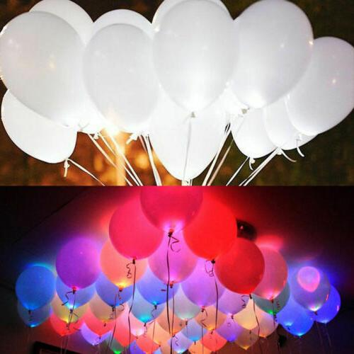 LED Balloons Light Up PERFECT Decoration US