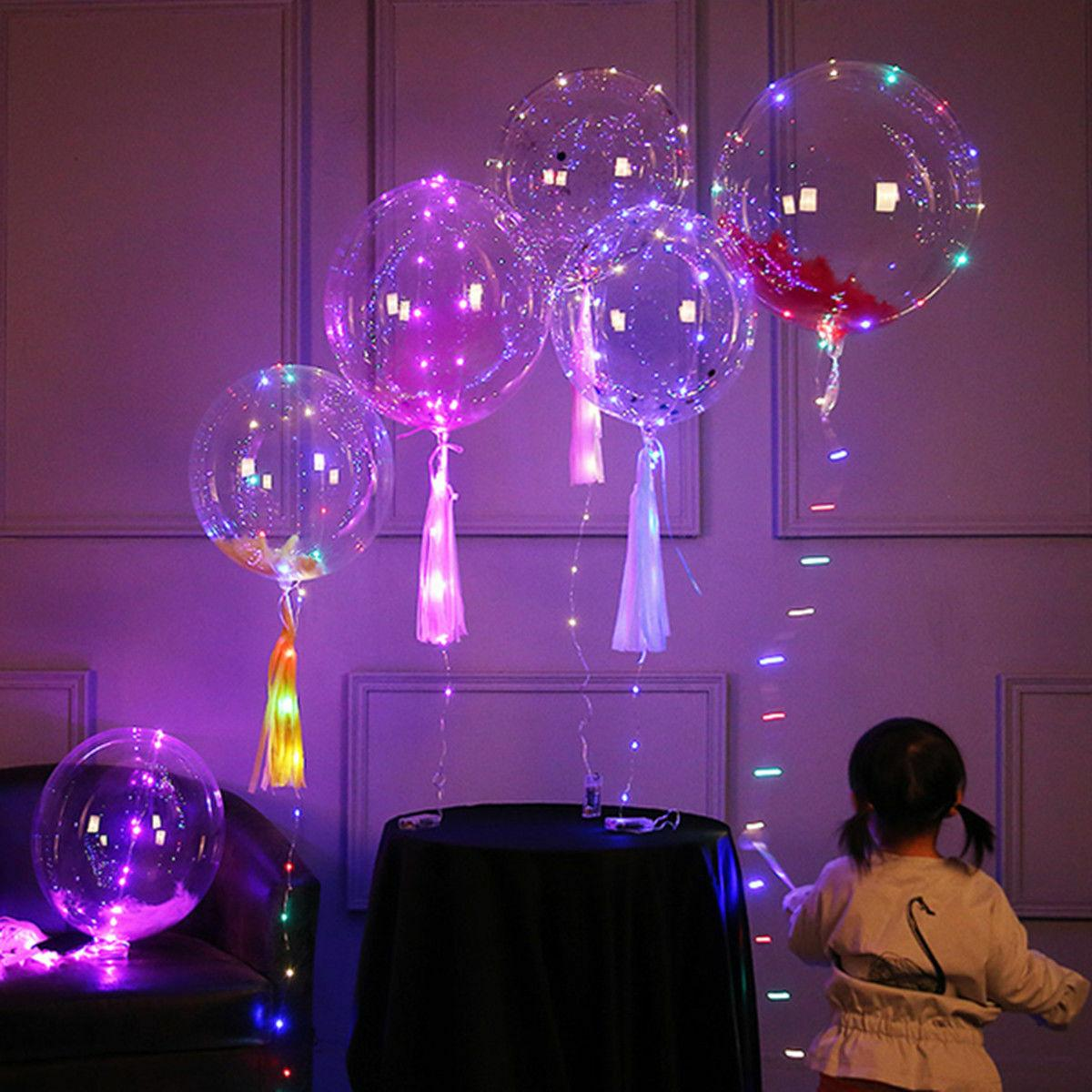 LED UP Party Balloon Graduation Wedding Decoration