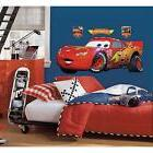 LIGHTNING MCQUEEN Disney CARS 2 party decor decals MURAL 38""