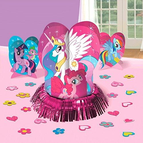 little pony table decorations