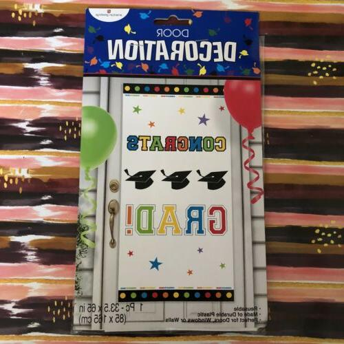 Lot of Party Decorations Banner Confetti