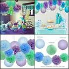 Mermaid Party Hanging Decorations Under the Sea Girl Birthda