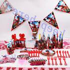 Miraculous Ladybug Birthday Party Supplies Favor Tableware K
