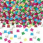 Amscan Multicoloured Age 21 Confetti 21St Birthday Party Tab