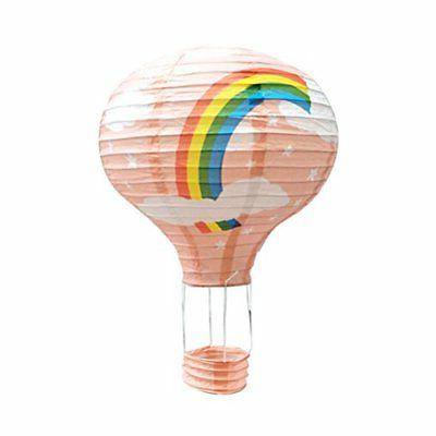 Paper Toys Lantern,12 Inch Hot Air Balloon Party