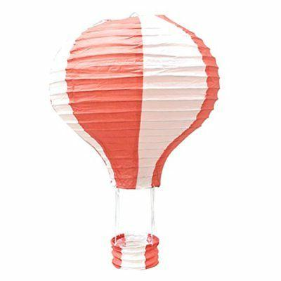 Paper GrownUp Inch Hanging Hot Air Balloon For