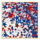 Patriotic Red White Blue Confetti Table Decoration 4th of Ju