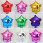 POP Aluminum Foil Star Shape Balloons Wedding Party Birthday