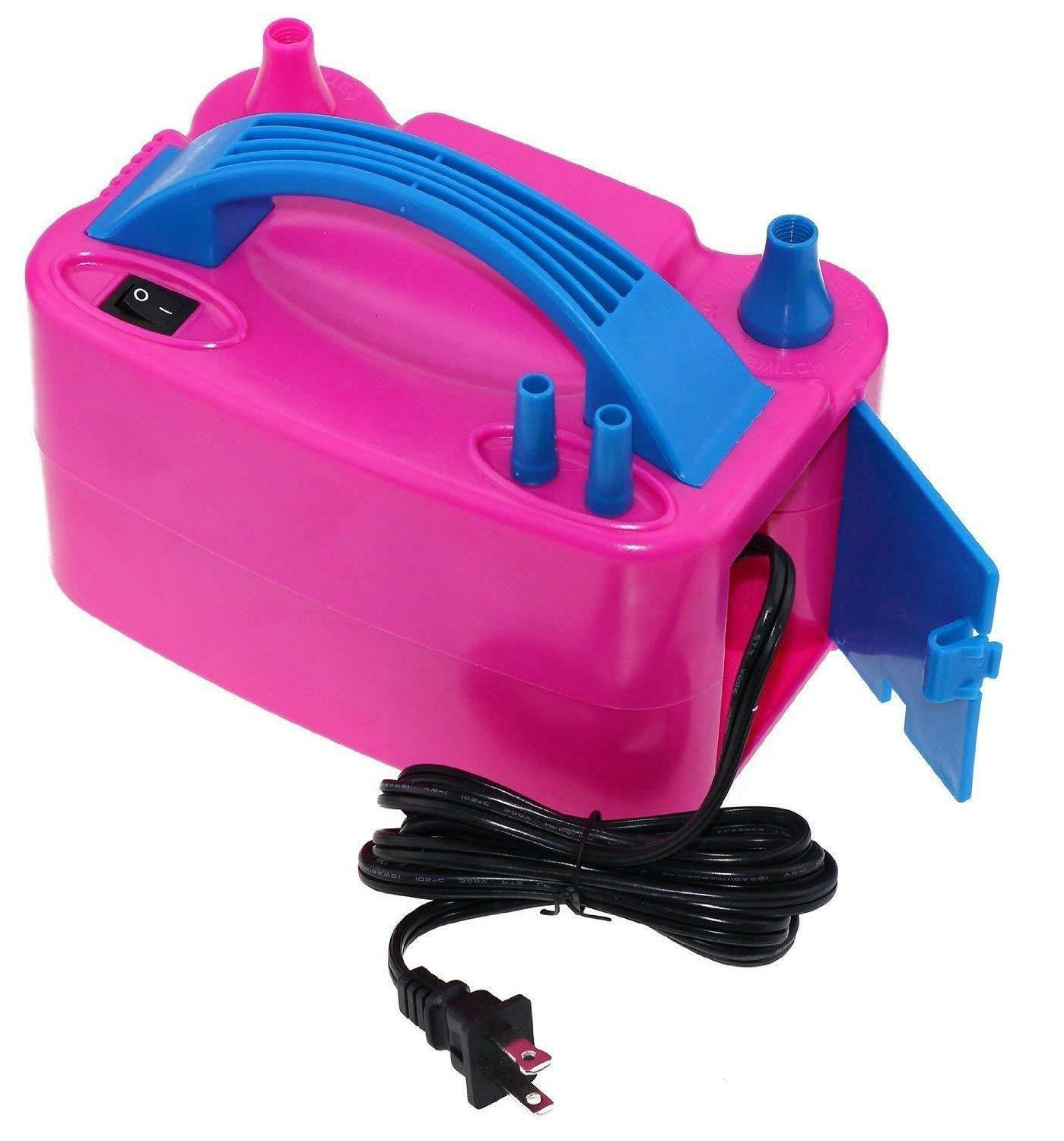 portable electric blower party balloon