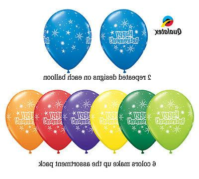 "Retirement 11"" Balloon Decorations Party Supplies Qualatex 6"